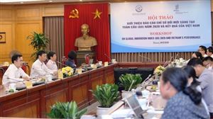 Vietnam's innovation index exceeds its level of development