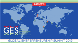 The Global Entrepreneurs Summit comes to the Netherlands in 2019