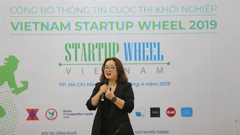 Vietnam Start-up Wheel 2019