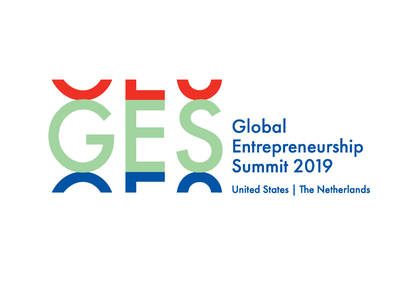 Logo Global Entrepreneurship Summit 2019.
